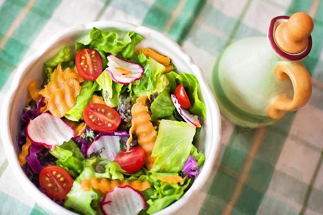 salade paléo